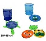 Корзина для игрушек, 6 видов