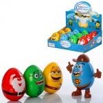 Яйцо сборное, 9см, (цена за упаковку)