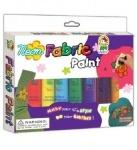 Краска для ткани 7 цветов