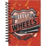Блокнот для мальчика Горячие колеса Hot Wheels