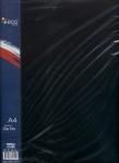 Папка пластиковая А4 2101 Eagle з притиском