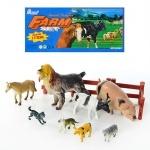 Животные 3 набора в ассортименте