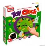 """Набор для творчества """"Toy clock - Зайчья полянка"""""""
