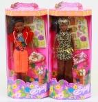 """Кукла Creation & Distribution """"Сьюзи  темнокожая"""""""
