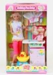 "Кукла Creation & Distribution ""Сьюзи с ребёнком"""