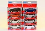 Машина коллекционная Toyota