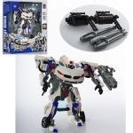 Трансформер робот-машинка + оружие