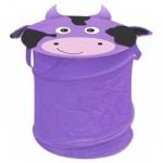 Корзина для игрушек Зоопарк корова