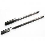 Ручка шариковая, черная MY-TECH