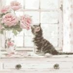 "Картина по номерам ""Запах роз"""