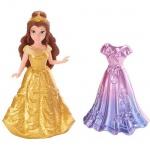 Принцесса с платьями из серии Волшебный клипс