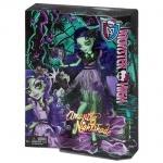 Кукла Monster High Амантия Паслин серии Цвет и тьма - оригинал