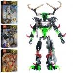 Конструктор Bionicle космический воин