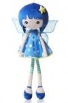 Мягкая кукла Эвелина