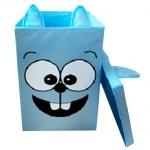 Ящик для игрушек с крышой Заяц
