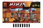 """Конструктор """"Ninja"""" Побег из тюрьмы"""