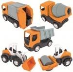 Авто-Tech Truck, строительные наборы