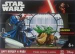 """Разукрашка Star Wars: C наклейками """"Дарт Вейдер и Йода"""" (У)"""