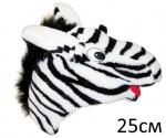Шапочка зебры