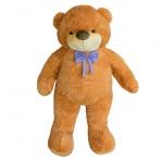 Мягкая игрушка медведь Бо коричневый