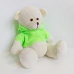 Мягкая игрушка медвежонок Макки молочный