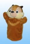 Кукла-рукавичка Бурундук
