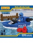 Конструктор Бест-лок Полицейский катер