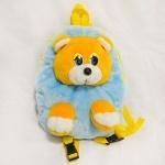 Рюкзак Медведь голубой