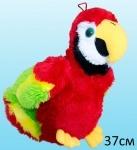 Мягкая игрушка Попугай (травка)
