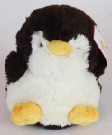 Мягкая игрушка Пингвин круглый, 20см