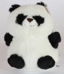 Мягкая игрушка Панда круглая, 20см