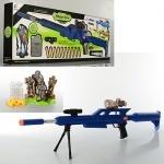 Автомат, водяные пули + пули на присосках