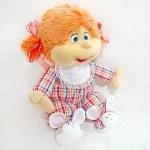 Мягкая кукла Анюта, 30см