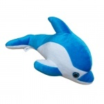 Мягкая игрушка Дельфин мини, 26см