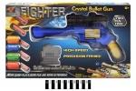 Пистолет с паралоновыми и водяными пулями