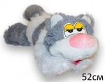 Мягкая игрушка Кот Лизун , 40см