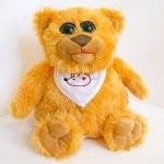 Мягкая игрушка Кот Мурчик, 38см