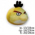 "Мягкая игрушка ""Angry Birds"" - Чак"