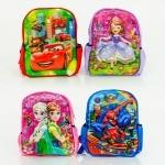 Рюкзак 3D, 4 вида микс