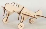 Сборная деревянная модель Бомбардировщик большой