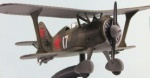 """Моделька Самолет """"И-152"""""""