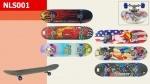 Скейт, тонкое крепление колеса PVC