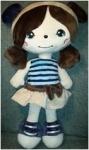 Мягкая кукла Жюстин