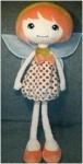 Мягкая кукла Даяна