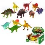 Детская игрушка динозавр (дисплей)