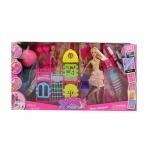 Мебель для кукол игровая площадка