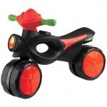 Велобег Sport, красно-черный