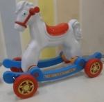 Каталка Лошадь, с колесами