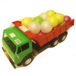 Машина Х3 с шариками