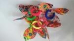 Резинка текстильная с бантом